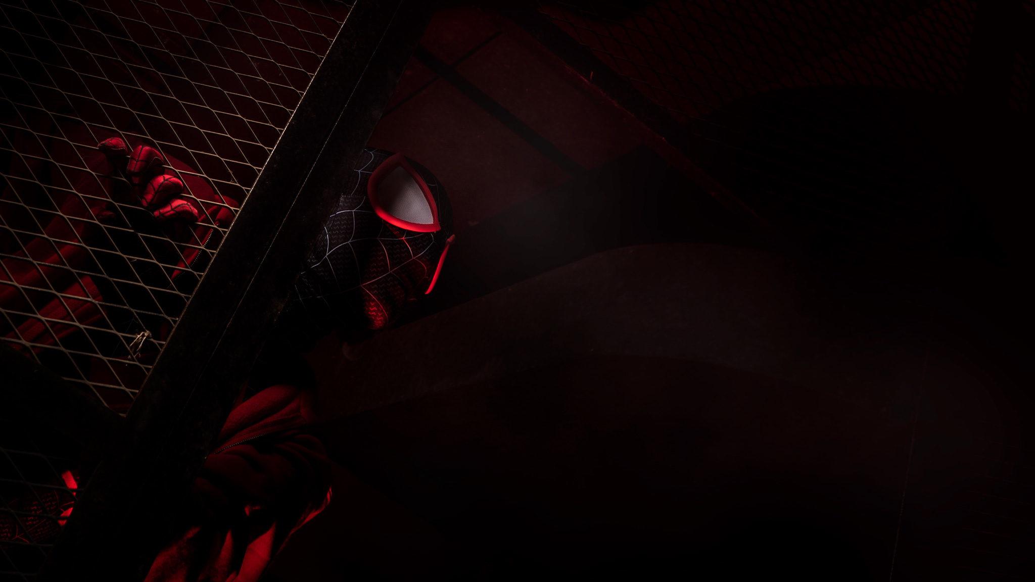 Miles Morales Spider Verse